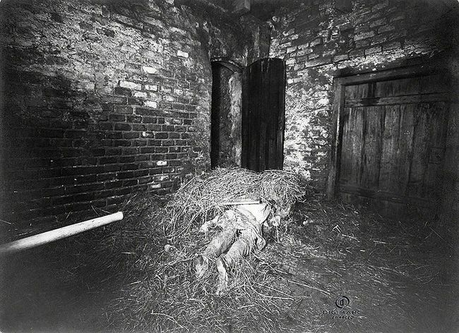 The Mysterious Hinterkaifeck Murders: In Germany, 1922, the murders of six people at the Hinterkaifeck farmstead shocked the nation. This wasn't just because of the gruesome nature of the case, but also because the case was so incredibly weird, and it remains unsolved to this day. Over 100 people were interviewed in the murder, but no one was ever arrested. No motive was ever established as to explain the murders. Not to mention the murderer(s) likely lived in the house for several days…