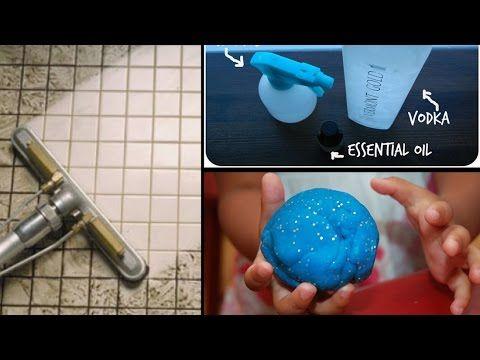 Minuto 1 19 quitar pintura labios 15 trucos de limpieza para los que odian los quehaceres del hogar - YouTube