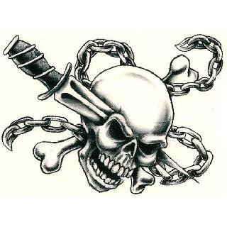 tte de mort imprimer gratuit dessin tete a tattoo dessincoloriage
