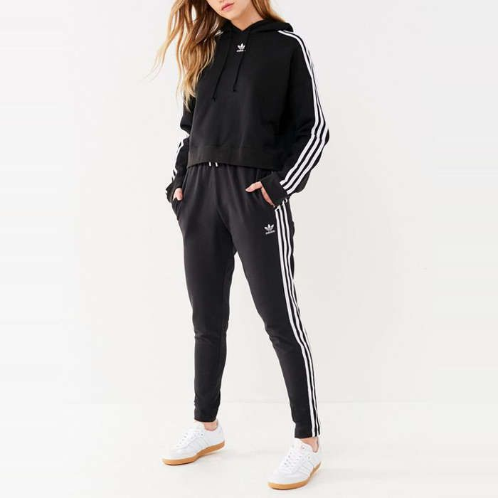 10 Best Sweatpants And Hoodies Sporty Outfits Adidas Outfit Women Adidas Outfit