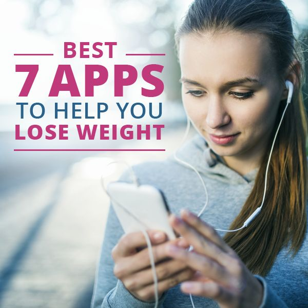Best 7 Free Apps to Help You Lose Weight