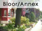 Bloor and Annex Toronto Condos