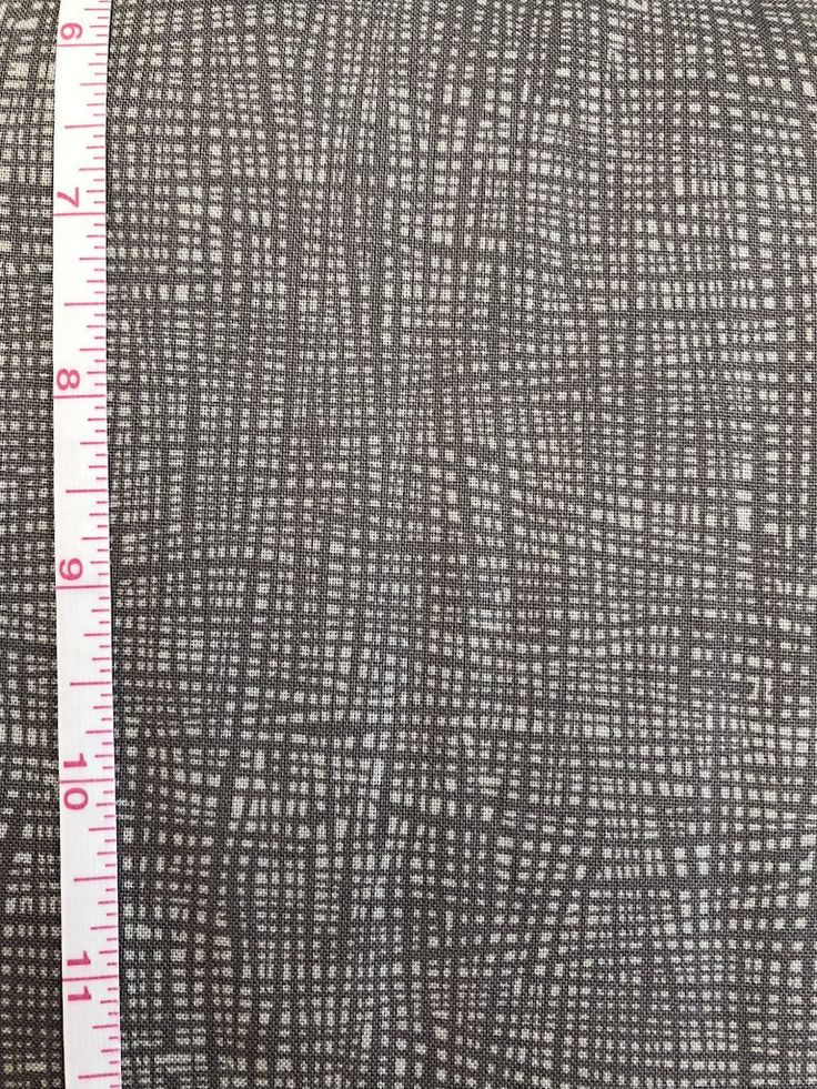 Musings in Charcoal Grid by Valorie Wells for Robert Kaufman Fabrics by BungalowQuilting on Etsy