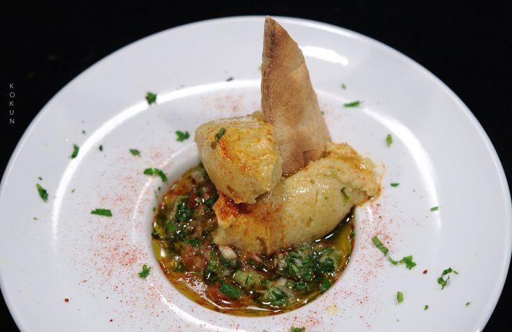 #Hummus de garbanzos