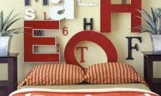 El Yapımı Yatak Odası Dekorasyonları 2016