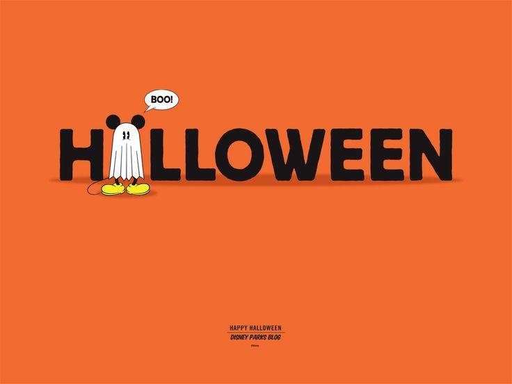 Celebrate Halloween With Our New Disney Parks Blog Wallpaper Halloween Desktop Wallpaper Disney Macbook Blog Wallpaper