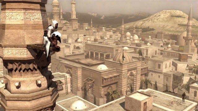 Caracteristicas y Requisitos de juegos: Assassin's Creed