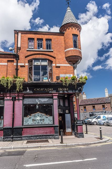 ~ Aughrim Street - Stoneybatter Area Of Dublin ~
