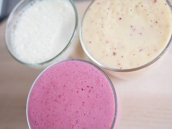 Recept: Smoothies met Optimel Puur