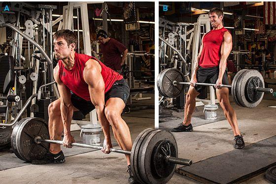 how to build a strength program