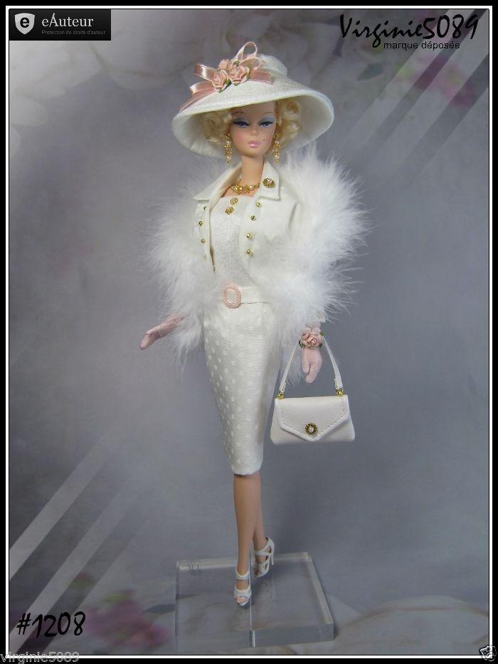 Tenue Outfit Accessoires Pour Barbie Silkstone Vintage Integrity Toys 1208 | eBay                                                                                                                                                      Plus