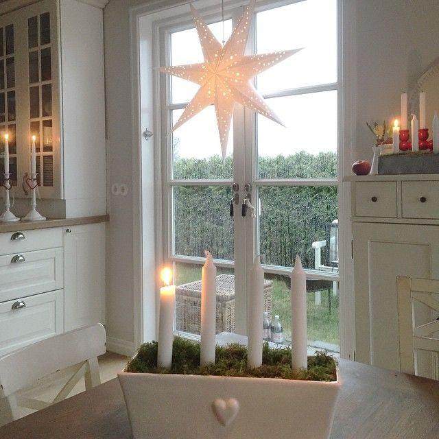 Första Advent • Skandinavisk Jul • Scandinavian Christmas