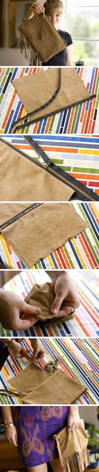 DICA DE COSTURA DE FIFIA: bolsa de tecido                                                                                                                                                                                 Mais