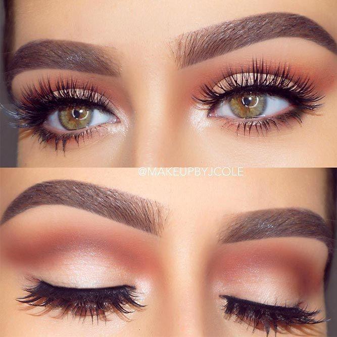 Wenn Sie tiefe Augen haben, haben Sie Glück! Lesen Sie diesen Artikel und finden Sie die s heraus – makeup İdeas