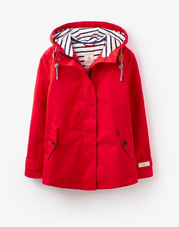 Rain Jacket Women, Waterproof Winter Coat Ladies Uk