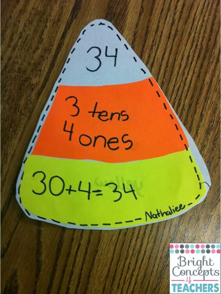 fun images to teach place value - Google Search
