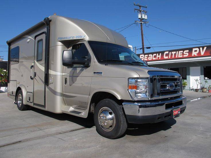 2013 Pleasure-Way Pursuit Call for Show Price for sale - Midway City, CA | RVT.com Classifieds