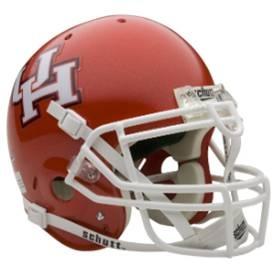 University of Houston Cougars football game helmet