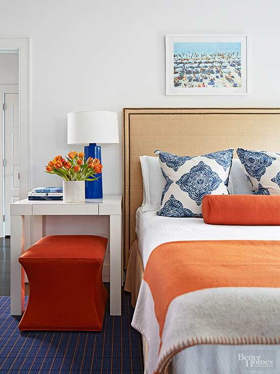 Color Combos For Bedrooms best 25+ blue orange bedrooms ideas only on pinterest | orange