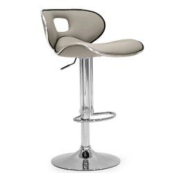 Adria bar stool represents a retro modern style with contemporary refreshment. Chrome frame accents the back and seating area as well as provides better ...  sc 1 st  Pinterest & The 25+ best Modern furniture floor protectors ideas on Pinterest ... islam-shia.org