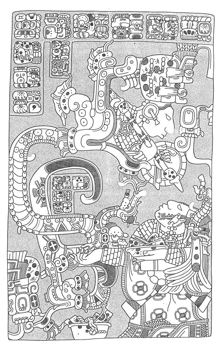 Line Art History : Best history peru chavin images on pinterest