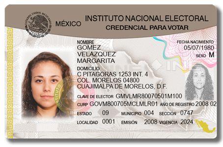 Nueva INE