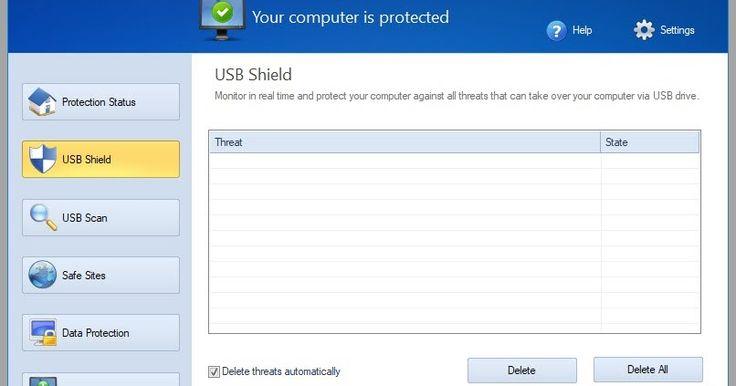 Τα στικάκια USB είναι ίσως η πιο αποτελεσματική και γρήγορη πηγή αποθήκευσης αρχείων παρόλα αυτά αποτελούν την πιο κοινή πηγή μόλυνσης με δυνητικά επικίνδυνο περιεχόμενο και ορισμένα λογισμικά προστασίας από ιούς δεν μπορούν να ανιχνεύσουν αποτελεσματικά τα κακόβουλα προγράμματα από δίσκους USB.Το USB Disk Security παρέχει την καλύτερη προστασία για τον υπολογιστή σας αφού μπλοκάρει τις απειλές που μπορούν να βλάψουν τον υπολογιστή σας ή να θέσει σε κίνδυνο τα προσωπικά σας στοιχεία.Μπορεί…