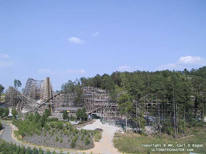 Rampage - Splash Adventure (Bessemer, Alabama, USA)