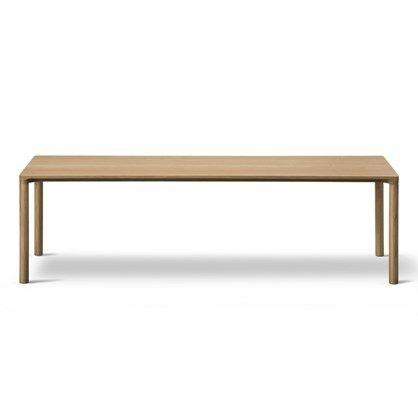 Fredericia+Furniture+6715+Piloti+Sofabord