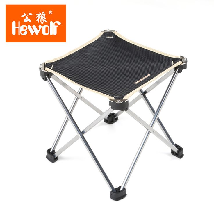 ... alloy tripod Suppliers Hewolf Outdoor Foldable Folding Fishing Tripod portable Picnic BBQ Garden Beach Chair Tool Square C&ing Stool Aluminium Alloy  sc 1 st  Pinterest & 601 best Camping Chairs images on Pinterest | Camping chairs ... islam-shia.org