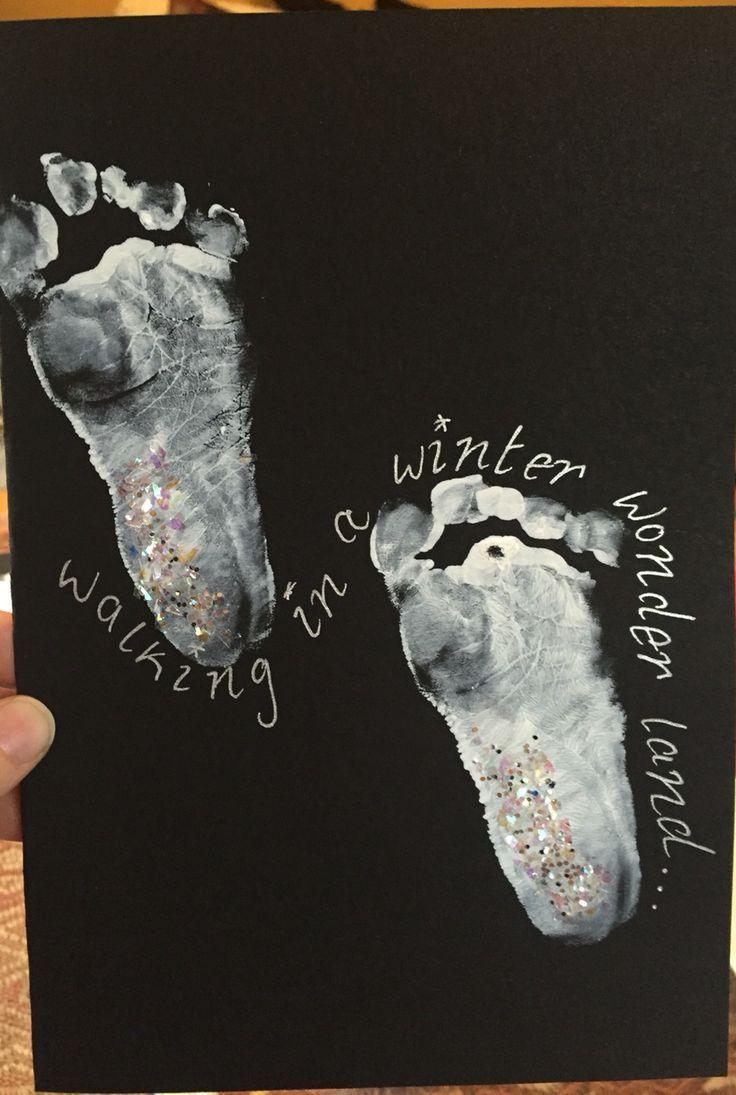 17 Best ideas about Baby Footprint Crafts on Pinterest ...
