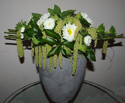 Afbeeldingsresultaat voor bloemschikken polygonumstokken