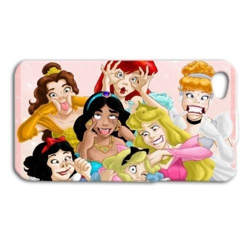 This funny face phone case: | 29 Things To Help You Embrace Your Inner Disney Princess