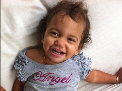 Vote for Africka Sophia  S at Bonds Baby Search 2014