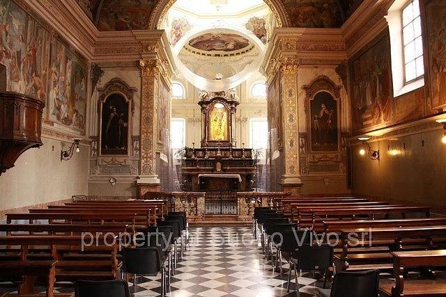 Chiesa dedicata a San Rocco