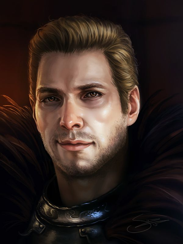 - Cullen - by Anathematixs... I thought this was a screenshot at first. Wow, what incredible detail.