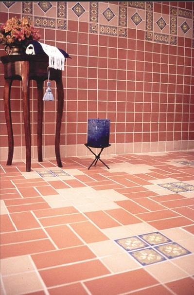 8 Best Images About Quarry Tile Flooring On Pinterest