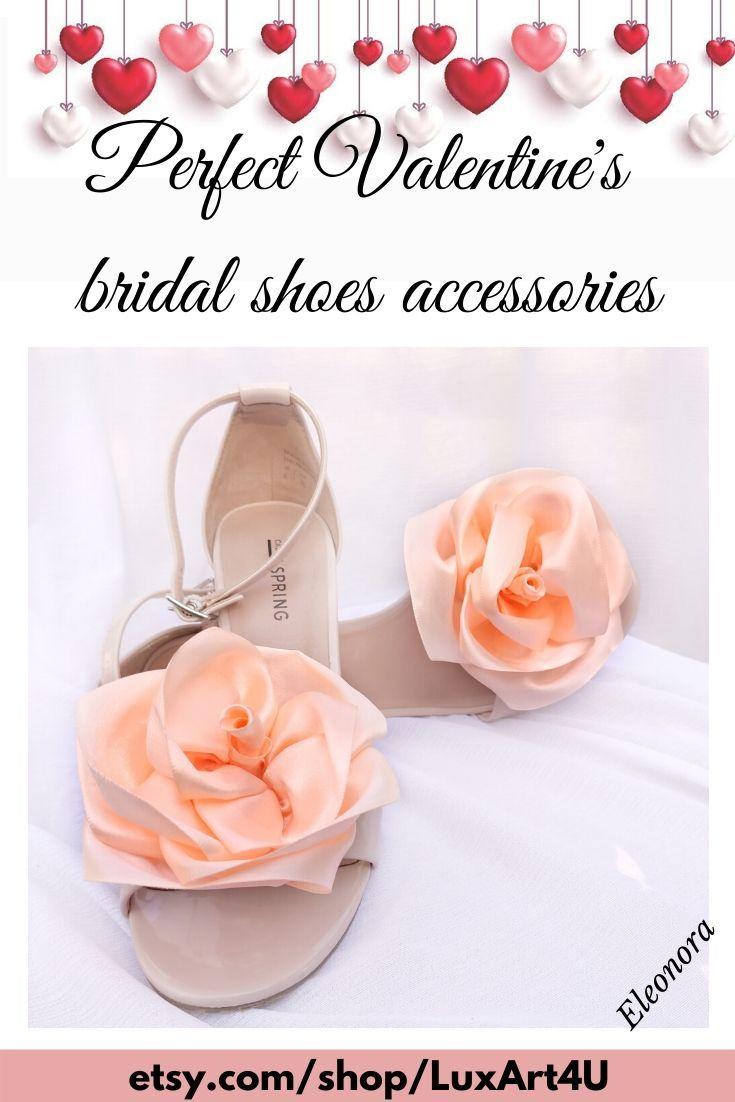 peach accessories shoes