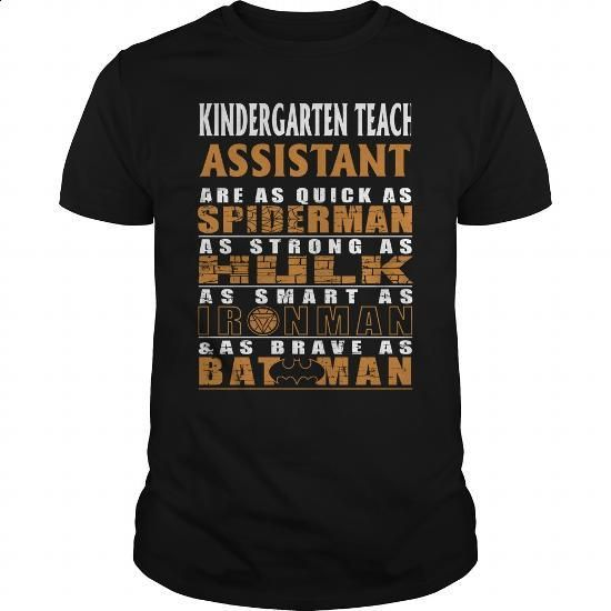 KINDERGARTEN TEACHER ASSISTANT - BATMAN - #dress shirts #cheap shirts. CHECK PRICE => https://www.sunfrog.com/LifeStyle/KINDERGARTEN-TEACHER-ASSISTANT--BATMAN-Black-Guys.html?60505