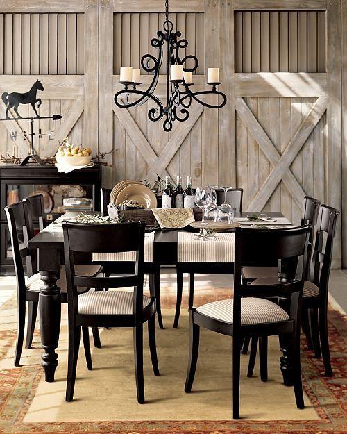 Equestrian Furniture   Equestrian dining room   furniture inspiration