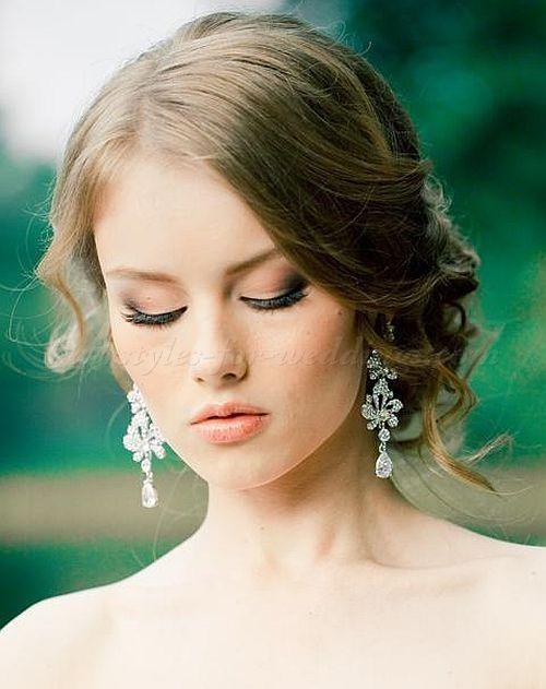 chignon wedding 2014 - Google Search