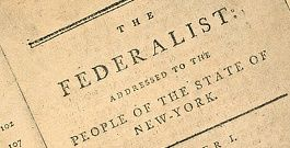 Great informational site about the Federalist/Anti-Federalist debate with many biographies of the Founding Fathers!