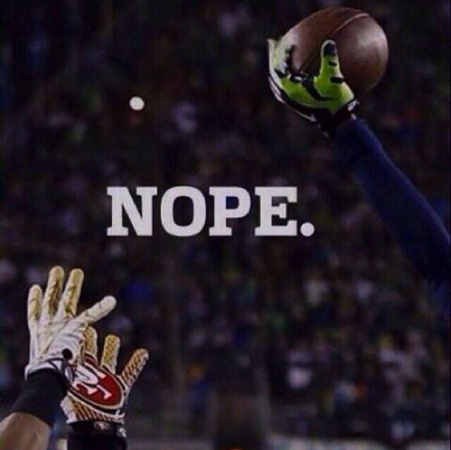 Seattle vs. 49ers- Nope.