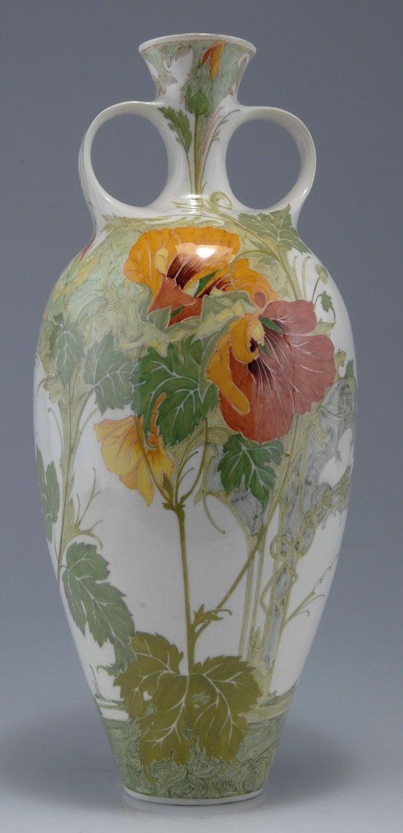 Königsdulton-Vasen