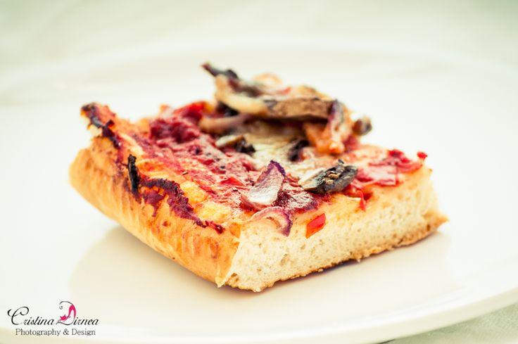 homemade pizza by TheNightShrew.deviantart.com on @deviantART