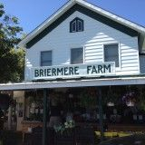 Fork Finds: Blueberry Cream Pie from Briermere Farms, Riverhead, NY | New York Cork Report