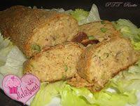 Polpettone di tonno e patate | Ricetta