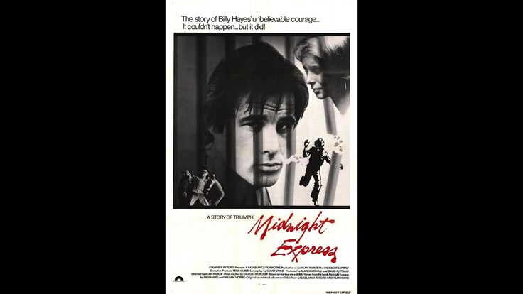 """Midnight Express"" was one of the scariest movies I ever saw.  It was probably one of the most horrifying films you ever saw, too.  The story of Billy Hayes, an American tourist caught attempting to leave Turkey by plane in 1970 with bags of hashish taped to his stomach, for which he was subsequently jailed for five years – and, with only 42 days left to serve, resentenced to life in prison – was made into a major motion picture starring Brad Davis and written by Oliver Stone.  It won…"