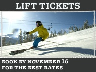 The Zephyr Express Chairlift - Winter Park, CO after 11am daily and enjoy a scenic ride up to The Lodge at Sunspot for lunch. A 12-15 minute Zephyr Express chairlift ride will whisk you from the base area altitude of 9,000' elevation to the breathtaking Sunspot Summit at 10,700'.     Just imagine, now you non-skiers can take in the Colorado Rockies and meet the rest of your skiing and riding buddies for lunch at The Lodge at Sunspot! Wear warm clothes, appropriate snow footwear, hat, gloves…