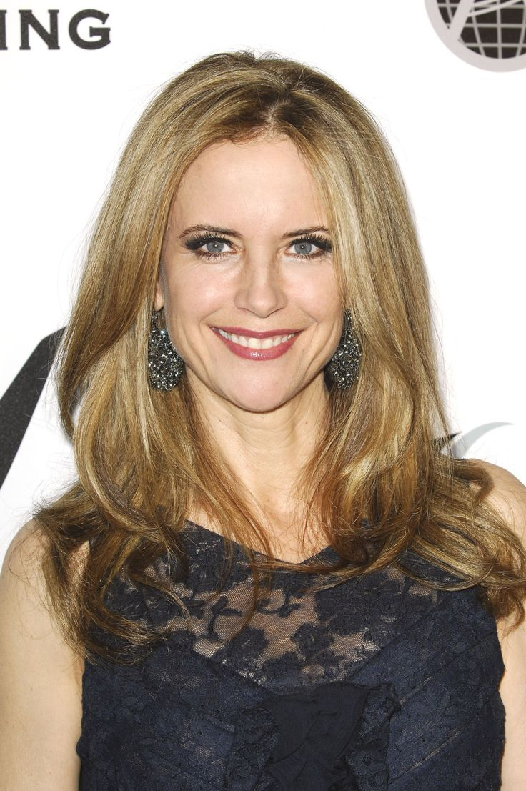 Kelly Preston looks better than women half her age. And, that hair! Where are those shampoo deals, beauty industry?